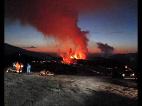 Iceland Volcano Eruption Eyjafjallaj 246 Kull Eyjafjalla