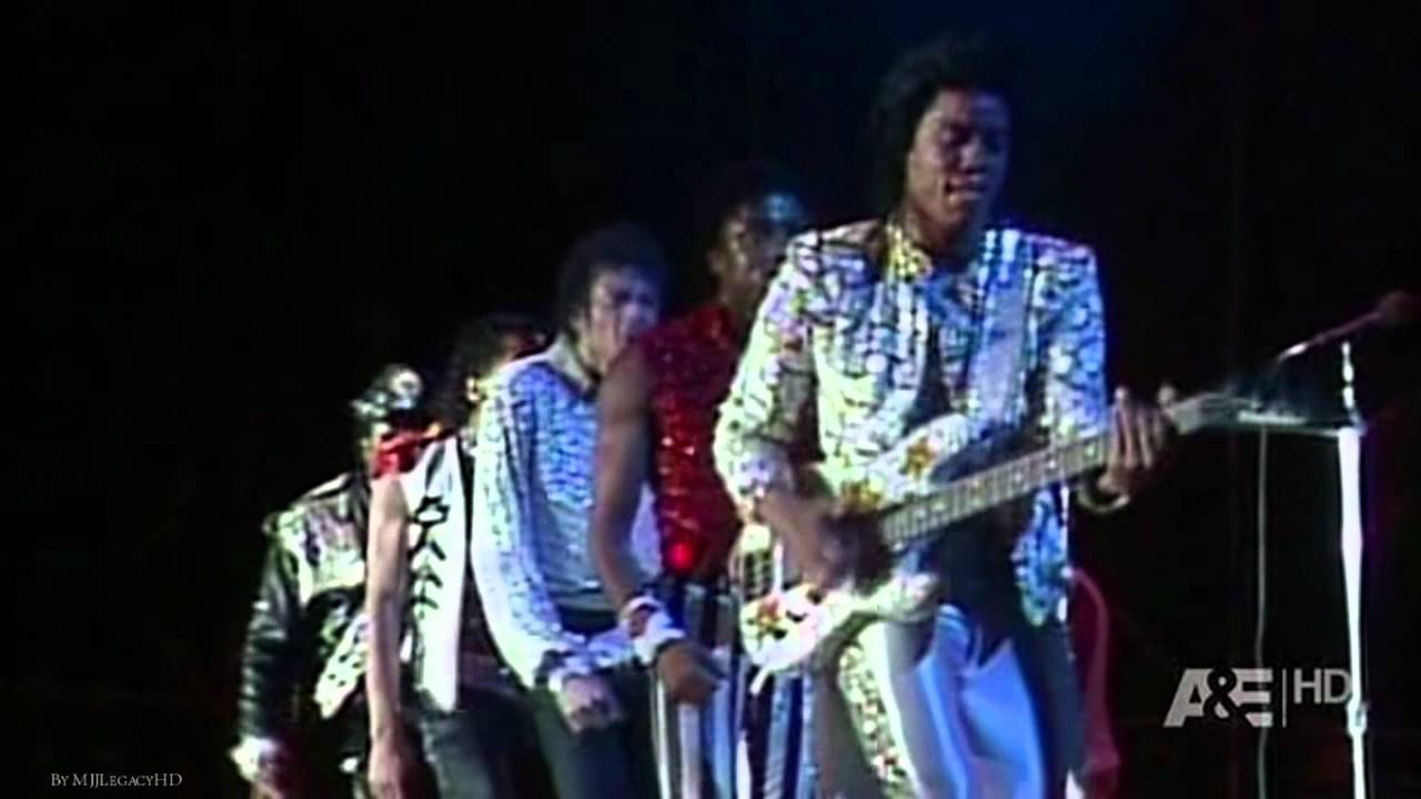 Jacksons Victory Tour Video
