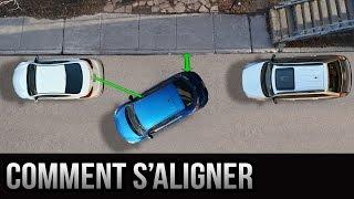 Stationnement Parallèle - Comment s'aligner correctement