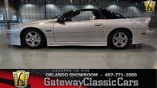 1998 Chevrolet Camaro Z28 Gateway Classic Cars Orlando #125