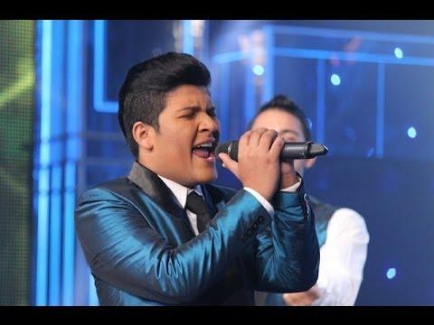 Yo Soy: Bruno Mars le rindió tributo a Amy Winehouse con