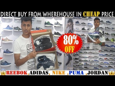 BRANDED SHOES AT 80% DISCOUNT | ON NIKE,ADIDAS,PUMA,JORDAN,