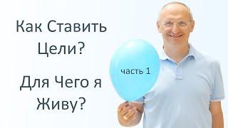 """Торсунов О.Г. """"Для чего я живу ? Как ставить цели? Минск 2017"""