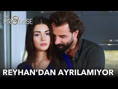 Emir Reyhan'dan ayrılamıyor | Yemin 144. Bölüm