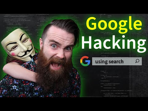 Google HACKING (use google search to HACK!)