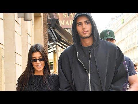 Kourtney Kardashian & Younes Bendjima Escape for Egypt Getaway!