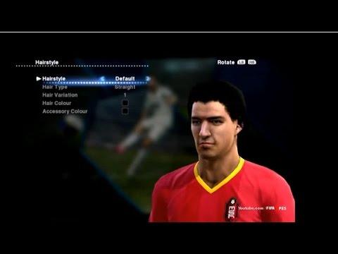 Luis Suarez - Stats / Skills PES 2013 ·▭·D 720p - YouTube