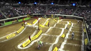 Kicker ArenaCross 2014 (Cedar Rapids, Iowa)