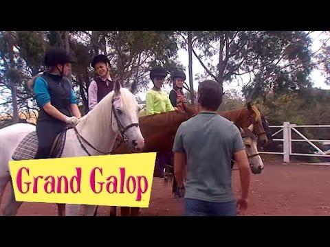Grand Galop 218 - Le secret de Chelsea | HD | Épisode Complet