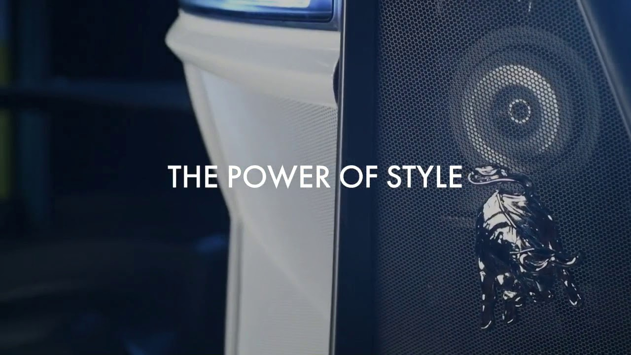 The Power of Style | Lamborghini Trattori