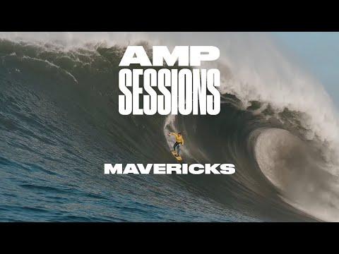 """Certain Death"" Warning Ignored by World's Best Big-Wave Surfers | Amp Session | Mavericks"