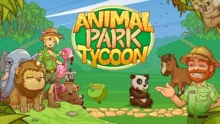 Animal Park Tycoon - Universal - HD Gameplay Trailer
