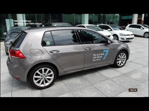 vw golf 7 2 0 tdi 150 hp test drive doovi. Black Bedroom Furniture Sets. Home Design Ideas