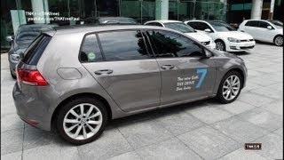 2014 Volkswagen Golf First Drive ( 2.0 TDi, 7th Generation)