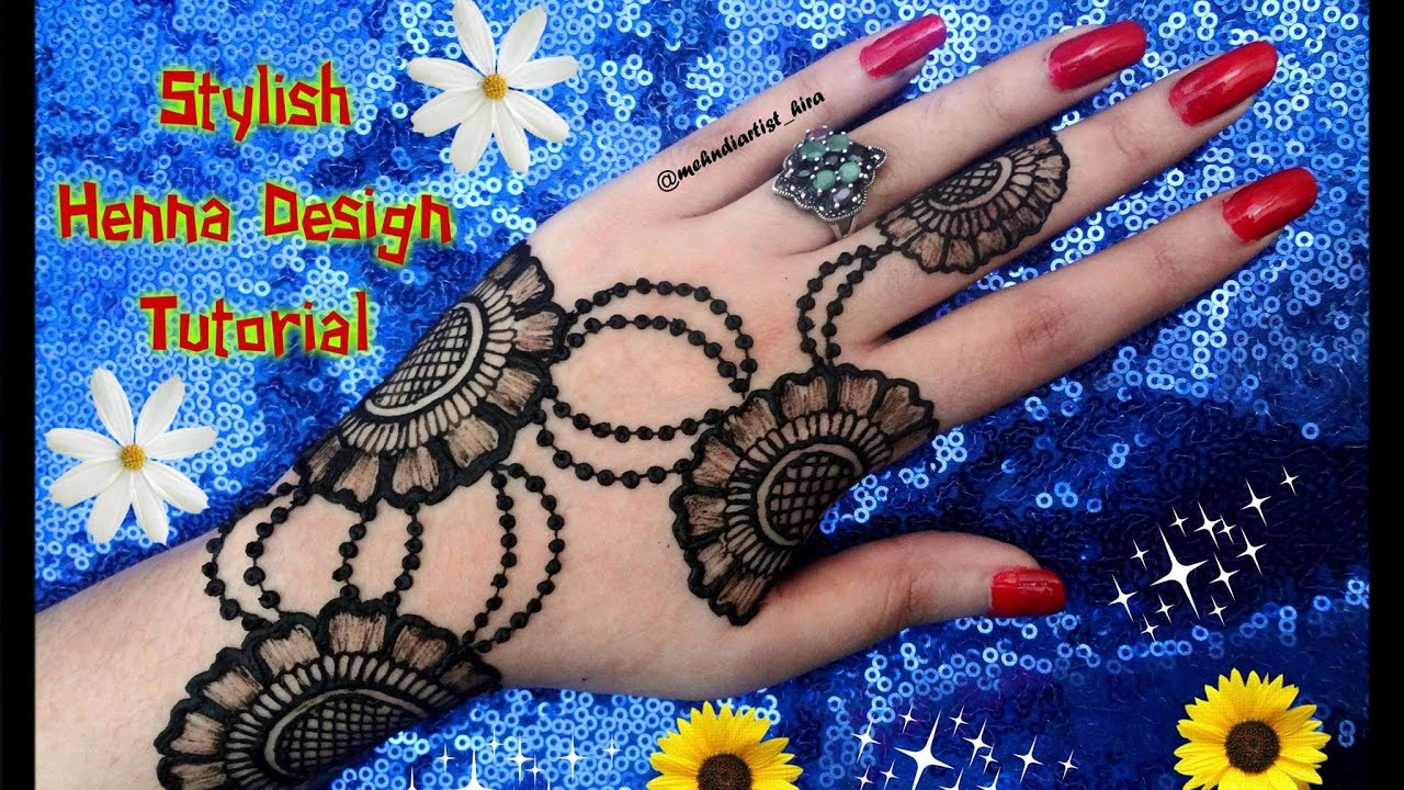 A To Z Mehndi Designs : Diy henna designs: how to apply easy simple new stylish mehndi