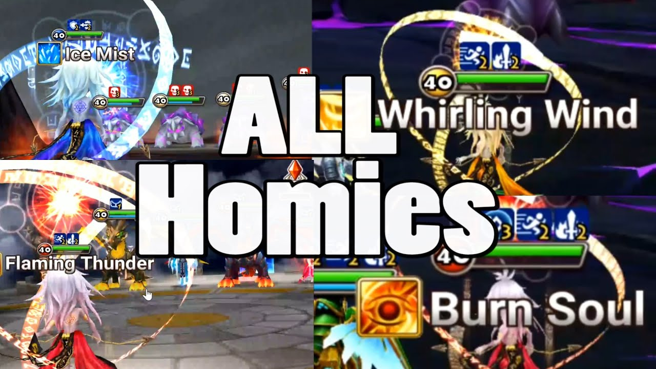 Homunculus] Fire Homunculus | Summoners War Wiki Guide: Tips