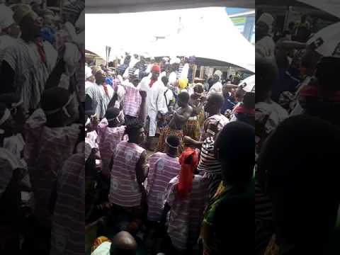 Chamba dance display ghana