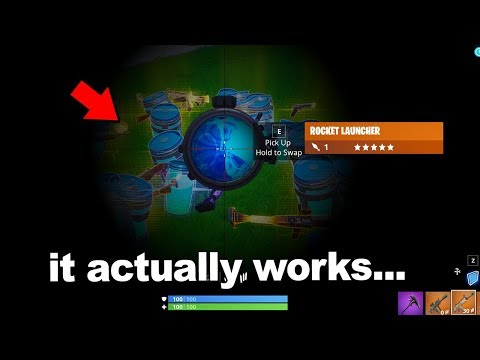 I tried OVERPOWERED EXPLOITS in Fortnite and this happened...