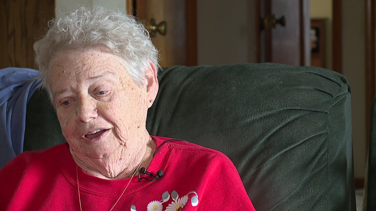 72-year-old woman describes screaming for help after
