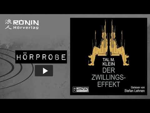 Der Zwillingseffekt YouTube Hörbuch Trailer auf Deutsch