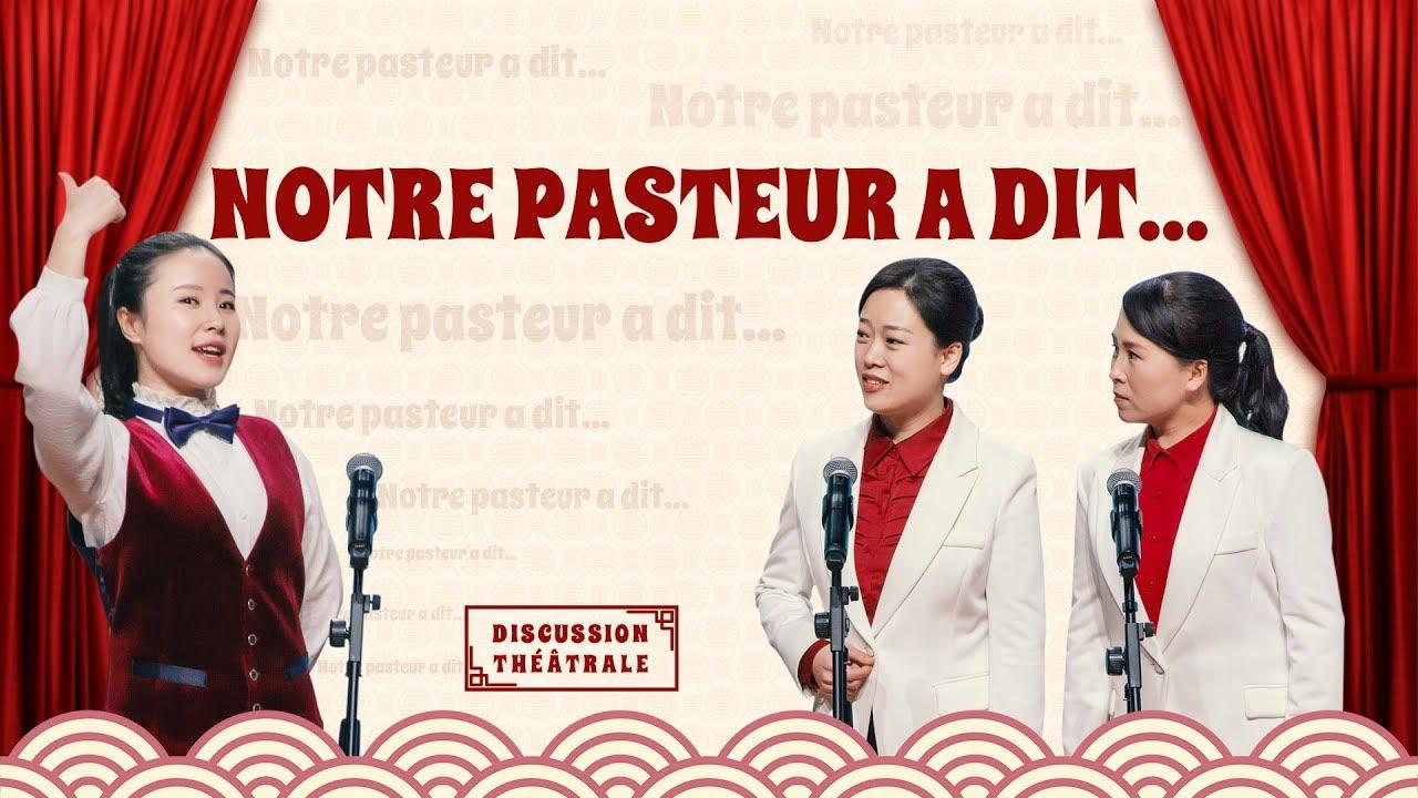 Meilleur spectacle chrétien en français - Notre pasteur a dit… (Discussion théâtrale)