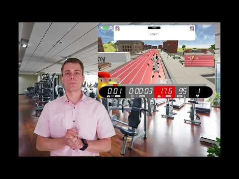 Projet De Fitness Connecté BIPR Au Challenge AVIVA