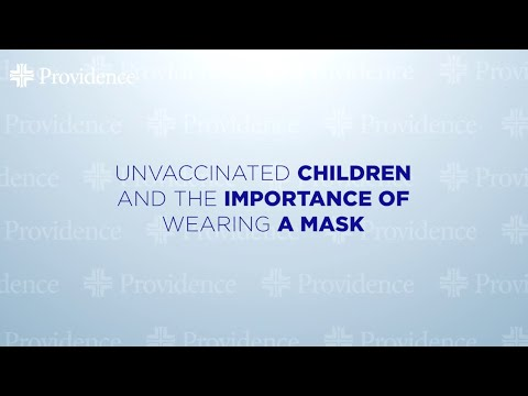Covid Variants - Dr. Diaz on Unvaccinated Children And The Importance Of Wearing A Mask