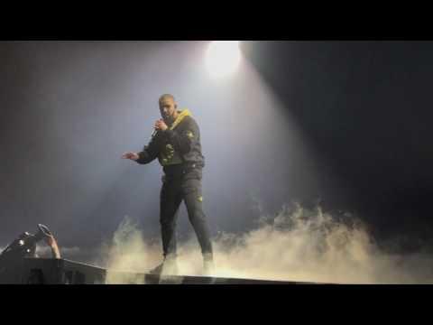 Drake Opening 28-01-2017 Amsterdam