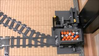 CRAZY KNEX BALL ROBOTICS CONTRAPTION Ridiculous science experiment invention
