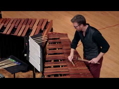 """""""Gravity"""" by Marc Mellits performed by Clocks in Motion Percussion"""