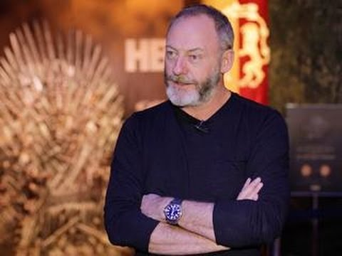Interview with 'Game of Thrones' Liam Cunningham - YouTube