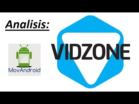 Apps musicales: VidZone