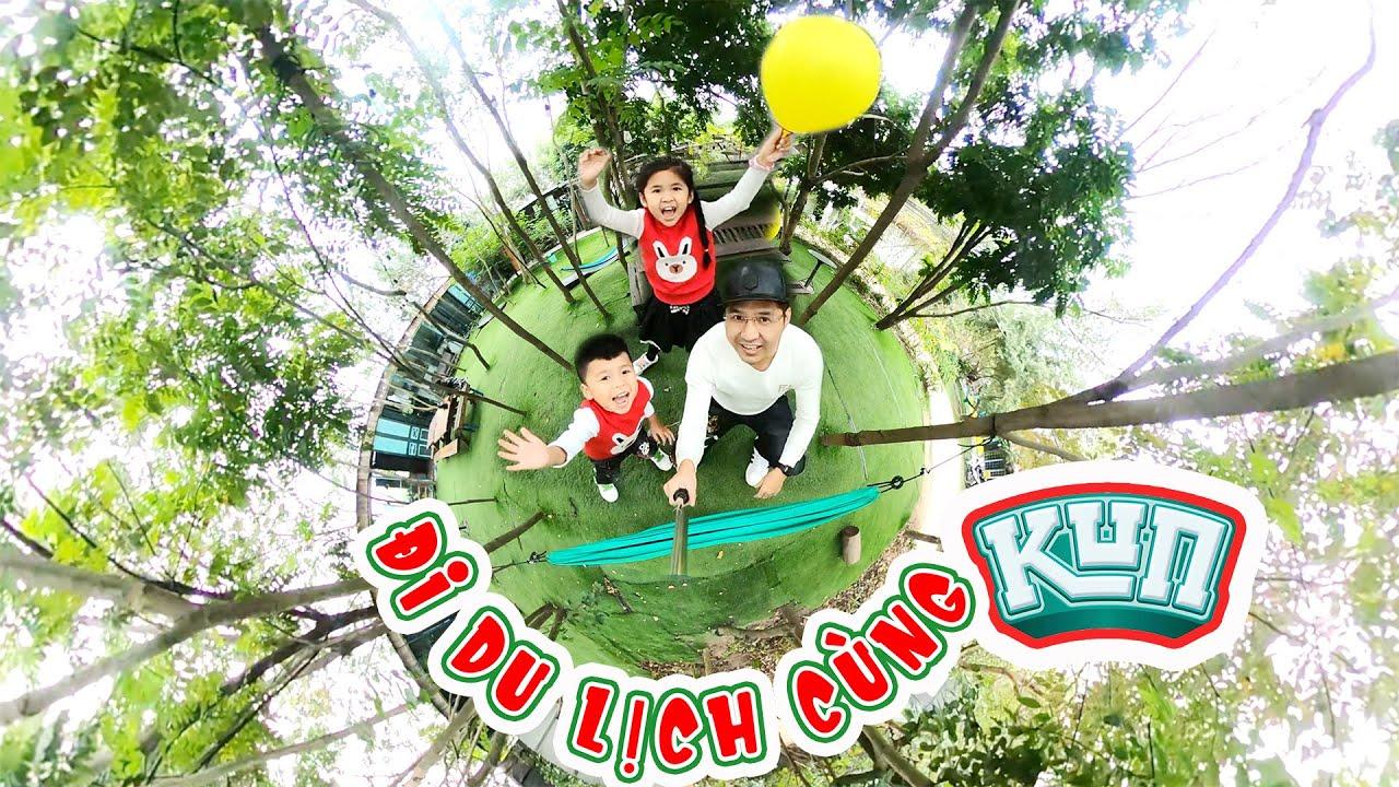 Gia Đình Bé Bún Đi Chơi Cùng Sữa Kun – Go out with family