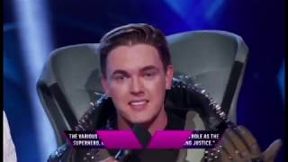 Jesse McCartney as The Turtle [Montage]