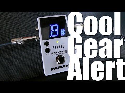 Cool Gear Alert: NADY Pitchfork