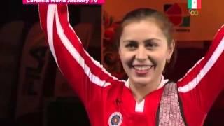 VIDEO: Es Aída Román Campeona del Mundo