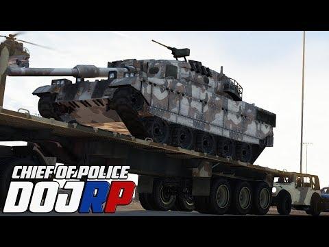 DOJ Chief of Police - Classified Military Convoy - EP.45