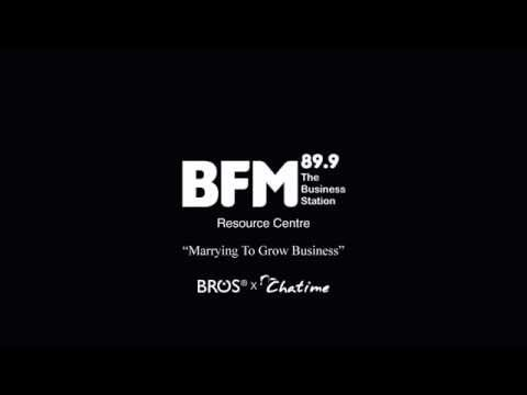 BFM89.9 | Resource Centre -- BROS X Chatime Live Interview