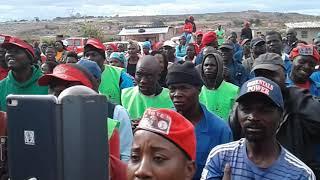Tendai Biti adresses Zanu Pf stronghold!!-KwaBoBo