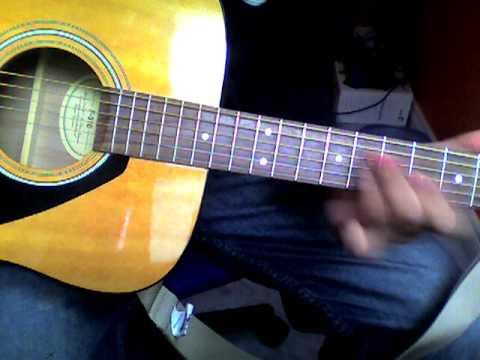 Jashn E Bahara Jodhaa Akbar on Acoustic Guitar