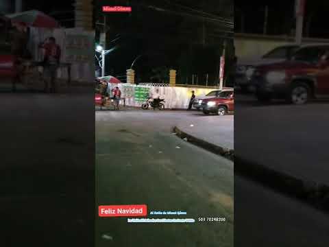 La Union El Salvador En Esta Navidad En La Noche