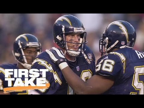 Former QB Ryan Leaf On Life Falling Apart | First Take | May 19, 2017