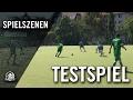 Friedenauer TSC II - 1.Traber FC Mariendorf (Testspiel) - Spielszenen | SPREEKICK.TV