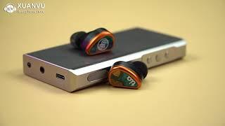 80 triệu cho một chiếc tai nghe ! Bạn có dám bỏ ra ? Unboxing 64 Audio tia Fourté Universal IEM