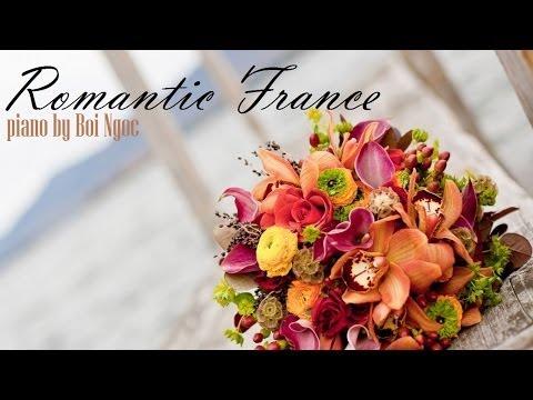 Romantic France - Nhạc Pháp lãng mạn chọn lọc | Piano Cover Album | Bội Ngọc Piano
