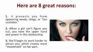 8 Reasons Sending Mixed Signals Makes Girls Chase You