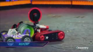 Фаворит побежден - Битвы роботов
