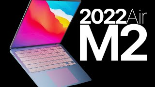 MORE M2 MacBook Air Details from Ming Chi Kuo