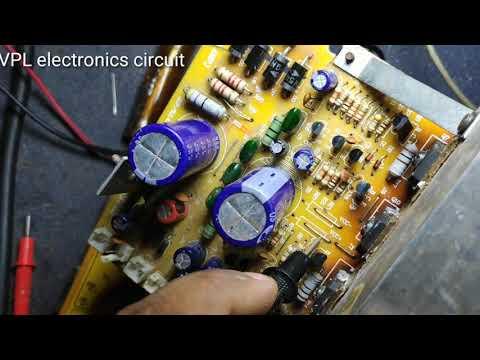 Audio Board Price 150/- (repair In Hindi )