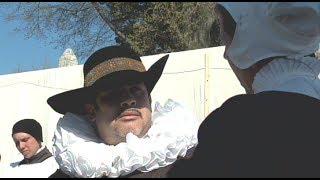 400th Anniversary Pocahontas - John Rolfe Wedding at James Fort Part 3 April 5 2014